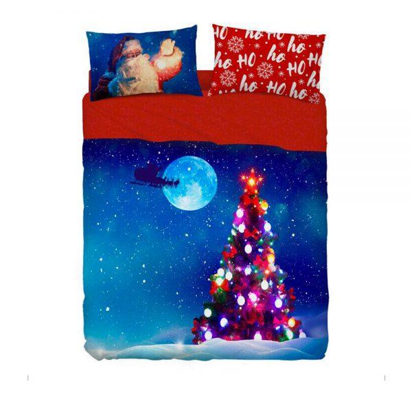lenzuola natalizie ohohoh bassetti imagine