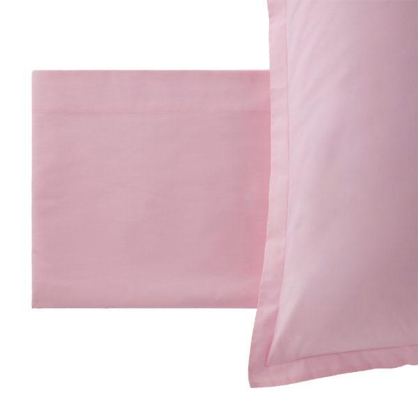 lenzuola rosa antico tinta unita Paint di Riviera