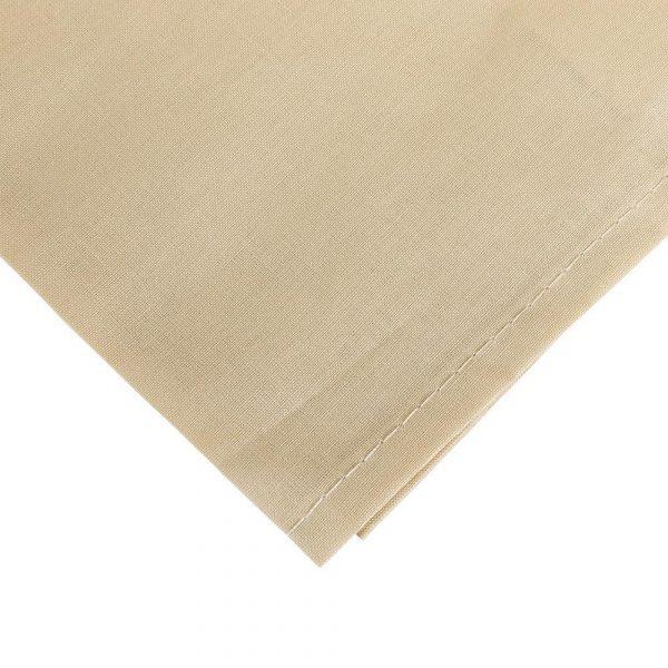 zoom completo lenzuola per letto alla francese corda