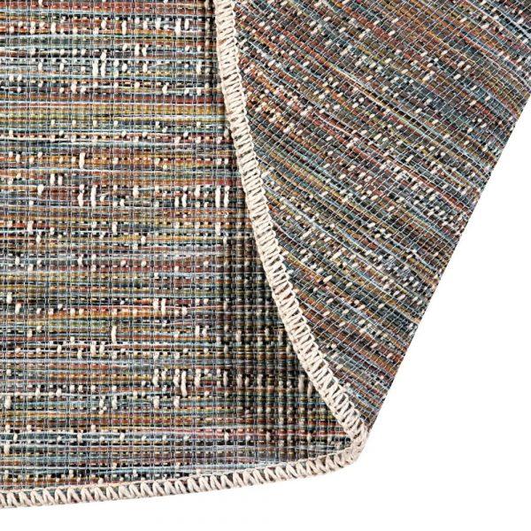 retro tappeto Tissia di Vivaraise rotondo Timo