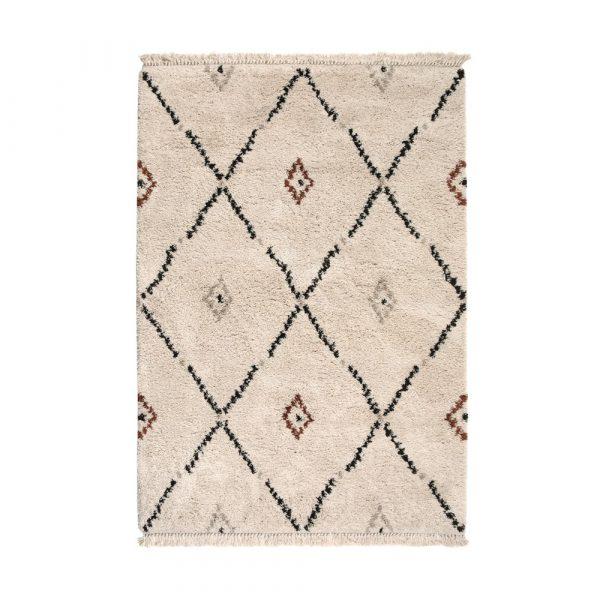 tappeto berbero ambientato Elias di Vivaraise intero