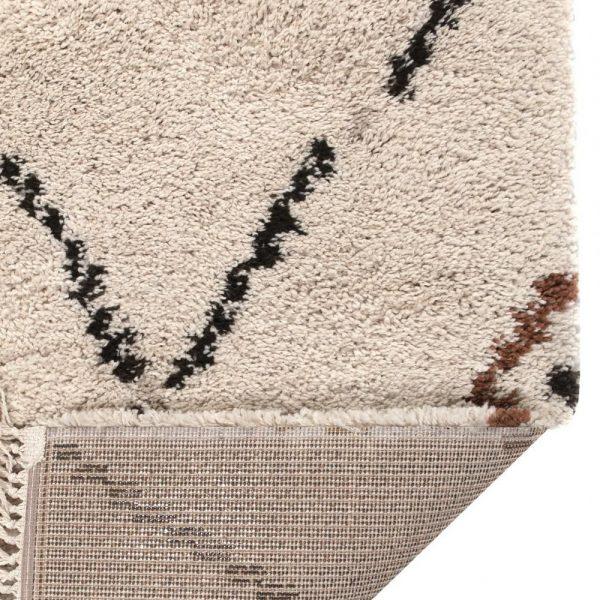 retro tappeto berbero ambientato Elias di Vivaraise
