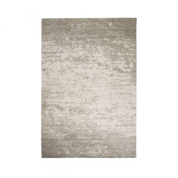tappeto Camaieu di Vivaraise con effetto spatolato color ecru