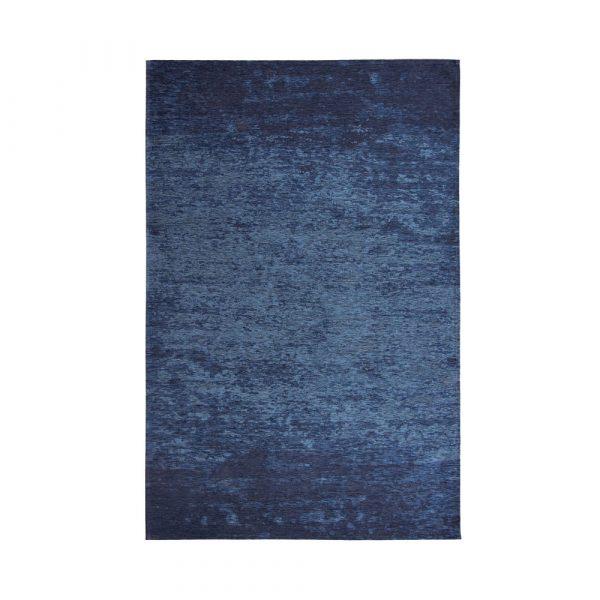tappeto Camaieu di Vivaraise con effetto spatolato color blu