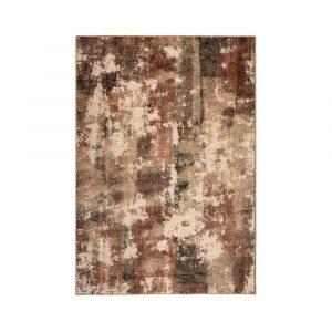 tappeto kerma di vivaraise effetto ruggine