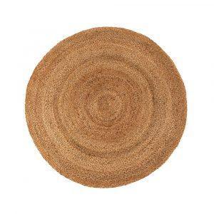 tappeto rotondo Elliot di Vivaraise juta