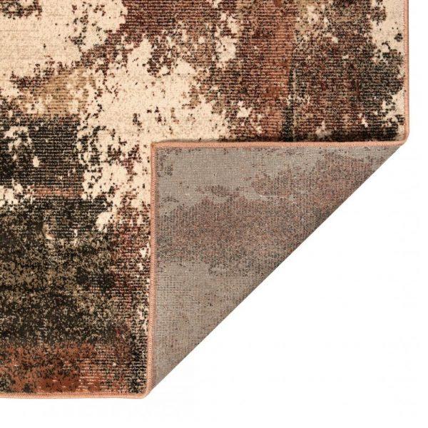 tappeto kerma di vivaraise effetto ruggine retro