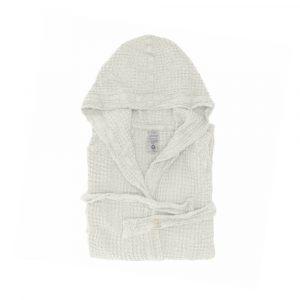 accappatoio bianco lana Memoria di Somma