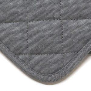 dettaglio presine Essenziale Maison Sucrée grigio