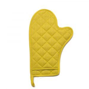 guanto da forno Essenziale Maison Sucrée giallo