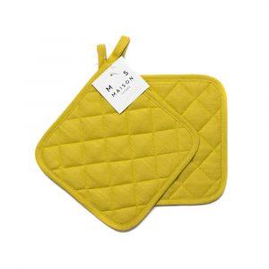 presine Essenziale Maison Sucrée giallo