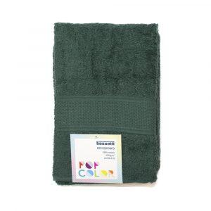 asciugamano con ospite Pop Color Bassetti verde