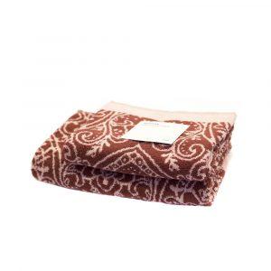 asciugamano granata rosa Nabucco Granfoulard Bassetti