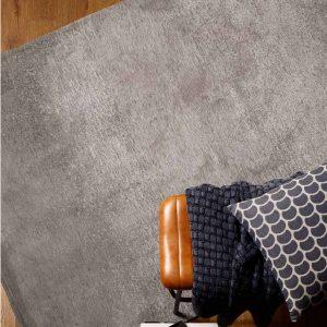 tappeto Lacerta di Zucchi grigio