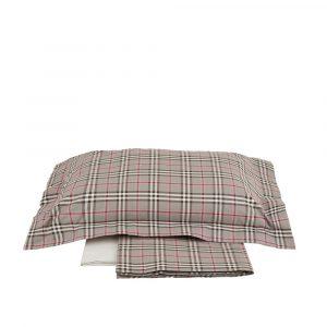 completo letto scozzese grigio Clan di Tessitura Randi
